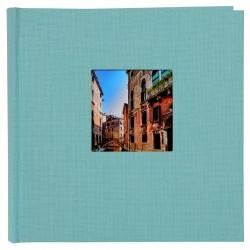 GOLDBUCH GOL-17507 slip in album BELLA VISTA TREND aqua - 200 photos