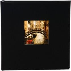 GOLDBUCH GOL-17897-Z Bella Vista Black memo slip-in 200