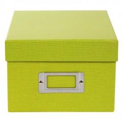 GOLDBUCH GOL-85976 BELLA VISTA storage box for 700 photos - Green