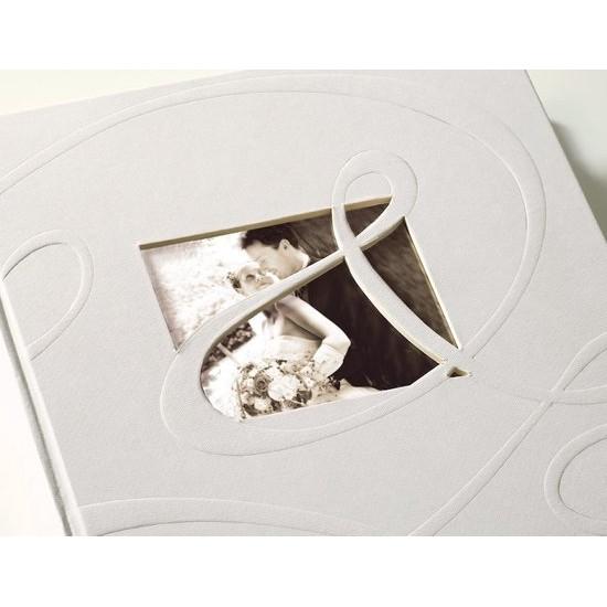 Walther Design UH-222 Ti Amo - Marriage Album - 33,5 x 34,5 cm - White