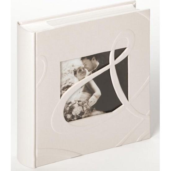 Walther Design ME-122 Ti Amo - Marriage Album - 10 x 15 cm - White - 200 photos