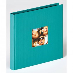 Walther Design FA-199-K photoalbum FUN 18 x 18 cm petrol 30 pages
