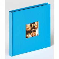 Walther Design FA-199-U Fotoalbum FUN 18 x 18 cm ocean blue 30 pages