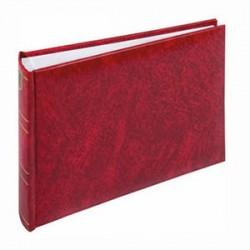 Henzo 10.002.03 minialbum BASIC LINE red as photobook