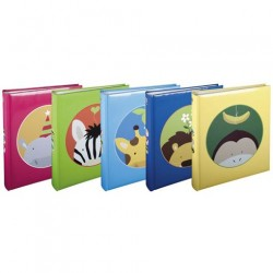 Henzo 10.130.00 Photo album JUNGLE 5-pack as photo book