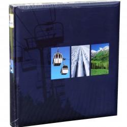 GOLDBUCH GOL-27133 Vakantiealbum VACANZA donker blauw als fotoboek