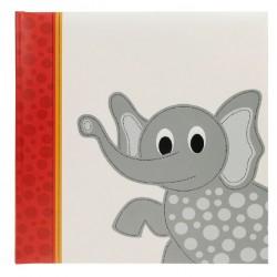 GOLDBUCH GOL-24106 Kinderalbum CUTE OLIFANT als fotoboek, 25x25 cm