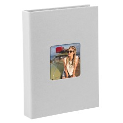 GOLDBUCH GOL-17098 slip-in album LIVING grey, 17x12 cm, 40 photos