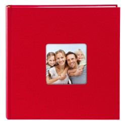 GOLDBUCH GOL-17192 memo slip-in album LIVING red for 200 photos of 4x6 in