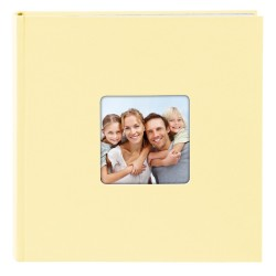 GOLDBUCH GOL-17195 memo slip-in album LIVING beige for 200 photos of 4x6 in