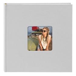 GOLDBUCH GOL-17198 memo slip-in album LIVING grey for 200 photos of 4x6 in