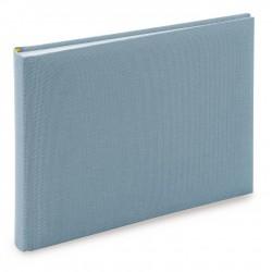 GOLDBUCH GOL-19607 photo album SUMMERTIME blue/grey, minialbum, 22x16 cm