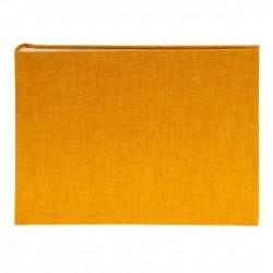 GOLDBUCH GOL-19705 Fotoboek SUMMERTIME geel, minialbum, 22x16 cm
