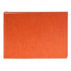 GOLDBUCH GOL-19706 Fotoboek SUMMERTIME oranje, minialbum, 22x16 cm