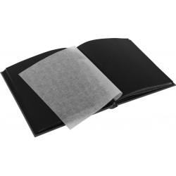 GOLDBUCH GOL-310223 photo album SUMMERTIME trend 2 black, 30x31 cm, 100 black pages