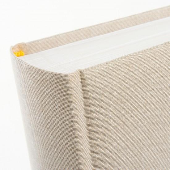 GOLDBUCH GOL-31605 Fotoboek SUMMERTIME trend 2 beige, 30x31 cm, 100 blz.