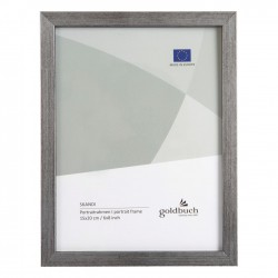 GOLDBUCH GOL-900494 Frame SKANDI Silver for 15x20 cm