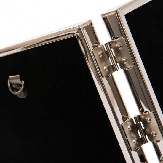 GOLDBUCH GOL-960360 FINE Photoframe 2x 13x9 cm silver