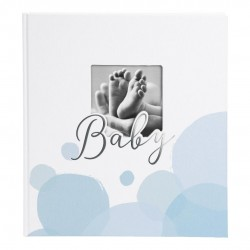 GOLDBUCH GOL-15193 Baby photo album BUBBLES blue