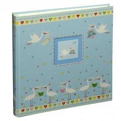 GOLDBUCH GOL-15285 Babyalbum LITTLE ME blauw als Fotoboek