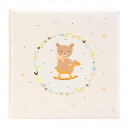GOLDBUCH GOL-15470 TURNOWSKY Baby photo album ROCKING BEAR