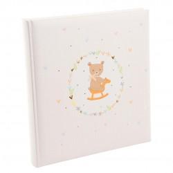 GOLDBUCH GOL-15470 TURNOWSKY Baby photo album ROCKING BEAR