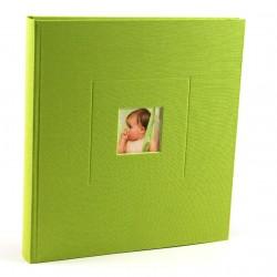 GOLDBUCH GOL-15693 Babyalbum RACHEL HALE groen als Fotoboek