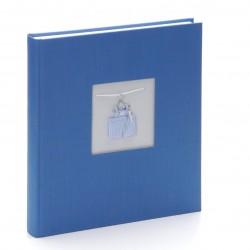 GOLDBUCH GOL-15728 Babyalbum BABYDRESS blauw als Fotoboek
