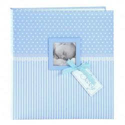 GOLDBUCH GOL-15802 baby photo album SWEETHEART blue