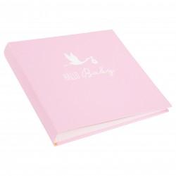 Goldbuch GOL-24203 Hello Baby Album Pink