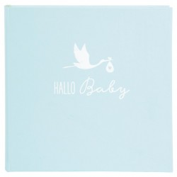 Goldbuch GOL-24203 Hello Baby Album Blue
