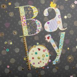 GOLDBUCH GOL-17203 TURNOWSKY Baby memo slip-in album ROMANTIC for 200 photo's