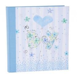 GOLDBUCH GOL-15433 Babyalbum LITTLE SUGAR blauw als Fotoboek