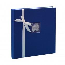 GOLDBUCH GOL-15653 Babyalbum LIFE STYLE blauw als Fotoboek