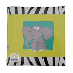 GOLDBUCH GOL-41034-O poesiealbum SAFARI elephant
