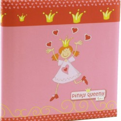 GOLDBUCH GOL-41262 SIGIKID diary PINKY QUEENY without lock