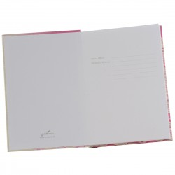 GOLDBUCH GOL-64228 TURNOWSKY A5 notebook GARDEN OF COLORS