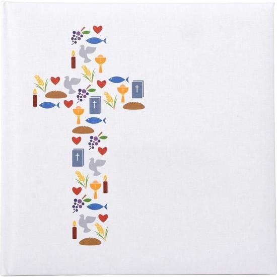 GOLDBUCH GOL-03062 Communie album SPIRIT als fotoboek, 25x25 cm