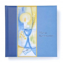 GOLDBUCH GOL-03292 Communie album blauw als fotoboek DUITSE TEKST