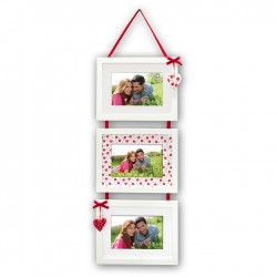 GOLDBUCH GOL-000118 Photoframe PAMELA for 3x 10x15 photo