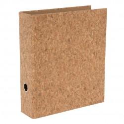 GOLDBUCH GOL-33363 Folder A4 8CM Cork - 2 rings