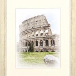 Henzo - Frame - Capital Roma - For 21x30 - White