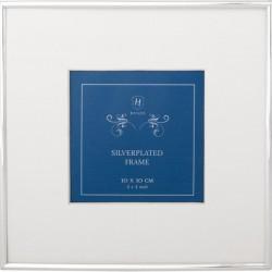 Henzo - Photoframe - London - Photo format 10x10 - Silver