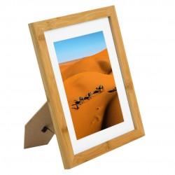 GOLDBUCH GOL-900144 photo frame BAMBO brown 15x20