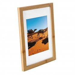 GOLDBUCH GOL-900145 photo frame BAMBO brown 15x20