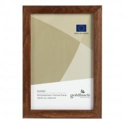 GOLDBUCH GOL-900592 Frame SKANDI brown for 10x15 cm