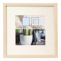 GOLDBUCH GOL-910211 Photoframe COSEA beige for 30x30 cm photo