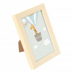 Goldbuch GOL-910242 photo frame small wonder Giraffe 10x15 beige