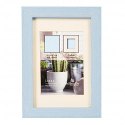 GOLDBUCH GOL-910312 Photoframe COSEA light blue for 10x15 cm photo