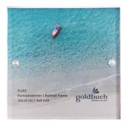 GOLDBUCH GOL-950010 Photoframe PURE acrylic for 10x10 cm photo